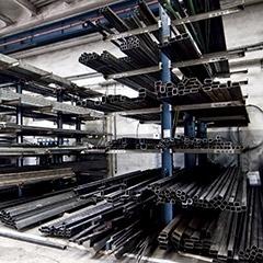 Catalogo Profilati In Ferro.Commercio Profilati Metallici Roma Comfer